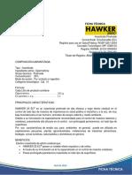 Ficha Tecnica Hawker 25EC - Cipermetrina