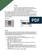 How is an optical module (SFP)