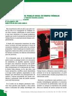 1. Voces Para La Etica Del Trabajo Social en Tiempos Tremulos