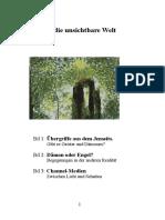 Bd 1 Übergiffe Aus Dem Jenseits. Birgit Waßmann