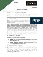 124-19 - DAVID BERNABE MEDINA AIQUIPA - TD. 15087322. Exp.43051 - Aplicación Del Principio de Presunción de Veracidad en Un Proceso de Selección