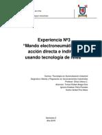 Informe Nº3 - M&R