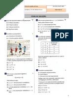 Ficha 1 - Introdução à Lógica