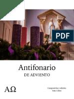 Cantoral Adviento - Antifonario-1