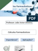 46354Calculos Farmaceuticos Aula Joao Victor