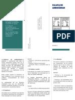 folleto falacias de ambiguedad