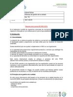 Resumen de La Norma ISO 9001