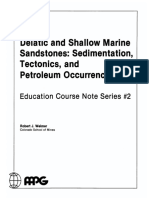 3Deltaic and Shallow Marine Sandstones- Sedimentation, Tectonics, And Petroleum Occurrences
