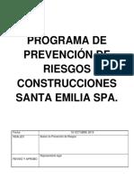Programa Prevención Sta Emilia