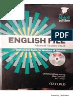 English File Advanced Student Book