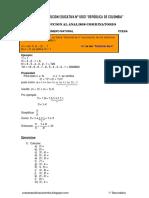 Teoria Elemental Del Factorial de Un Numero Natural Ccesa007