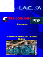 Curso Cleaver Brooks
