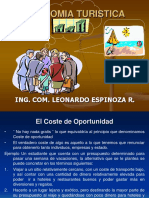 Economia turistica