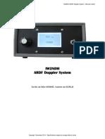 ARDF Doppler IW2NDH Manuale Utente