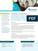 Property Values Summary Report