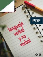 Lenguaje Verbal y No Verbal en Las Entrevistas