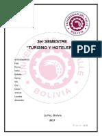 Diagnóstico de la oferta de servicios en Potosí-Sucre