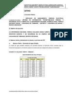 estudio de pre-inversión