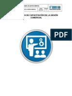 Programa de Capacitación a La Gestión Comercial Ade 0323