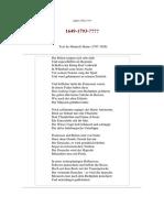 Heinrich Heine Gedichte