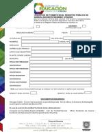 Formulario Solicitud Regimen 1278 (2)