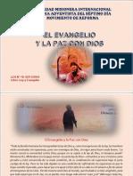 02-11-19 El Evangelio y La Paz Con Dios