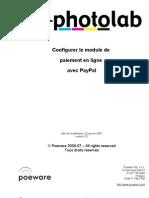 Configuration Compte Paypal
