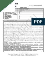 Formato Modelo Microcurriculo Facultad de Educacion