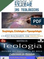 Revisão Ciencias Teologicas