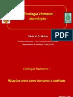 EEH-Aula 01-2017 - Introdução Ecologia Humana