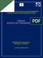 Manual de Comisionamiento 2019