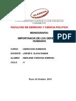 Monografia Derechos Universales