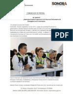 24-09-19 A solicitud de la Gobernadora emite Protección Civil Nacional Declaratoria de Emergencia en 6 municipios