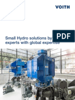 VOITH Small Hydro Solution