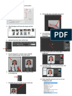 Create ID sized picture in Photoshop