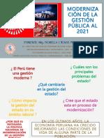 Modernización de La Gestión Pública Al 2021_CEP_Fiorella Rojas Pineda