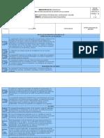 Formatos Autoevaluación PAMEC