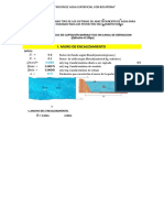 4 Diseño Barraje fijo scd Q= 0.50 lps