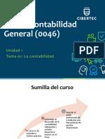 5.- PPT Unidad 01 Tema 01 2019 02 Contabilidad General (0046) WS