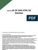 C6 San Vital de Ravena