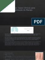 Dengue Casos Clinicos pra revalida brasil