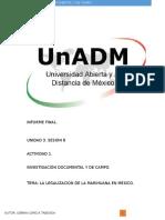 Investigacion Documental y de Campo