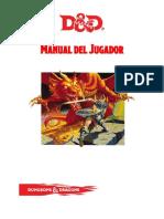 DnD5e Manual Del Jugador