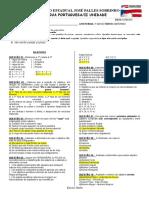 Atividade Avaliativa Português - Ajdetivo - II unidade