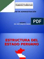 Estructura Estado Peru