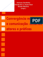 OK!Convergencia Midiatica - Resenha