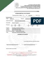 Informe Bimestral Actividades Ss Cbtis179