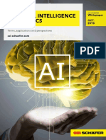 White Paper Artificial Intelligence in Logistics by SSI Schaefer