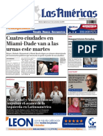 DIARIO LAS AMÉRICAS Edición digital del lunes 4 de noviembre de 2019