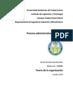 U2 Proceso Administrativo,Gerentes to AcostaR KO